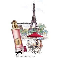 """Sparkle in Paris by Oriflame"" by consultantori on Polyvore"
