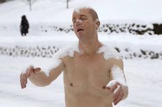 Incredibly Life-Like Statue Of A Man In Just His Underwear Is Scaring Students At Wellesley College