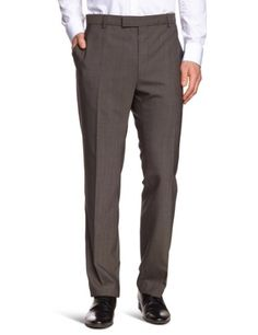 Strellson Premium Herren Anzughose Slim Fit 11000317 / L-James, Gr. 46, Grau…