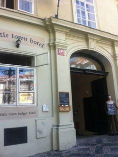 Little Town Budget Hotel Prague ve městě Praha, Hlavní město Praha