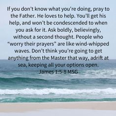 If you don't know what you're doing, pray to the Father. You'll get his help, and won't be condescended to when you ask for it. King Jesus, God Jesus, Jesus Christ, Bible Scriptures, Bible Quotes, Attributes Of God, Play Sets, Bible Encouragement, Walk By Faith