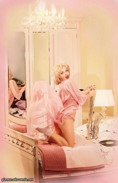 Pink Party #boudoir #pinup