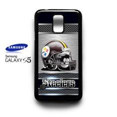 Helmet Pittsburgh Steelers Samsung Galaxy S5 S 5 Case Cover NFL