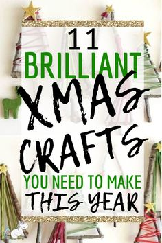 11 Stunning DIY Christmas Decorations You Will Obsess Over DIY Christmas decorations are perfect to bring festive cheer to your home this year! These Christmas crafts are cheap & easy and perfect for kids too Christmas Crafts To Sell Make Money, Christmas Craft Fair, Easy Crafts To Make, Cheap Christmas, Christmas Decorations To Make, Diy Christmas Gifts, Rustic Christmas, Handmade Christmas, Christmas Crafts To Sell Bazaars