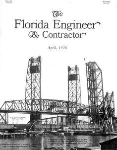 Florida Memory - St.Johns River bridges - Jacksonville, Florida