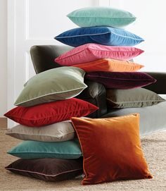 velvet-cushions-from-oka-direct-£45