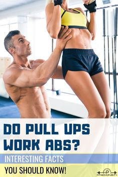 Do pull ups work abs? Get your answer and tips for six packs abs by pull ups workout. Our pull ups guideline and bars can help you to have abs quickly! Pull Up Workout, Bar Workout, Abs Workout For Women, Hockey Workouts, Fun Workouts, At Home Workouts, Six Abs, Six Pack Abs, Ab Work