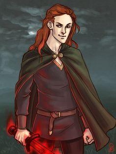 Another Norse Myth Loki by Taru-Sama.deviantart.com on @deviantART