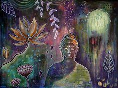 """Buddha Nature"" by Shanti I.Kassebom"