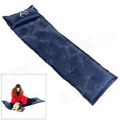 Please keep it away from fire and articles with high temperature; When using it within the tent, please lay it down on a cloth so as to protect it from damages; Don't put the mat after fully inflating to be under the blazing sun http://j.mp/1tphG6g