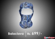 #bikerssafety The Human Face is, after all,nothing more nor less than a mask.#bikers order now from www.yooshopper.com,  http://www.yooshopper.com/product/16883/547/balaclava?lcId=145431