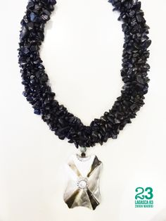 Collar, #23CB Lagasca 83, Madrid.