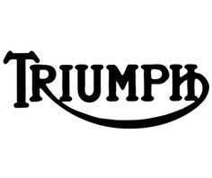 Logo Triumph 1934-1936 Download Vector dan Gambar