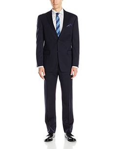 Tommy Hilfiger Men's Navy Twill Trim Fit 2 Button Side Ve... https://smile.amazon.com/dp/B0156G6PB0/ref=cm_sw_r_pi_dp_5bqJxbEK6QRXQ