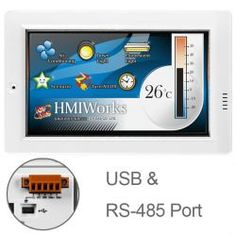 ICP DAS USA's Touchpad TPD-430 Touch Screen PLC with RS-485 and USB ports, Real Time Clock and fits in regular electrical wall mount outlets. Comes with Free HMIWorks C Language and Ladder Logic Programming and GUI Development Environment. Perfect for power management, home automation, meeting room automation, electrical curtain, etc. More info: http://www.icpdas-usa.com/tpd_430.html?r=pinterest
