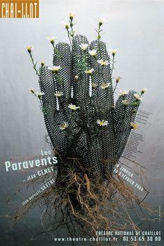 Michal Batory, Les Paravents, 2004