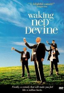 For those who want to win the lottery, Waking Ned Devine provides the reminder you never can tell when your number(s) will come up. As a funeral film, this delightful 1998 comedy shows a beautiful living memorial service scene.
