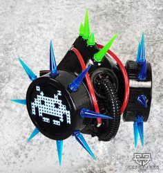 War Machine Cyber Gas Mask