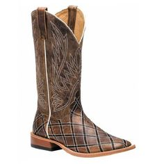 199.99 Horse Power Men's Cowboy Boots Sabotage Moka with Bone Mad Dog TopsHorse Power is a daughter company to Anderson Bean. All of the Horse Power boots are hand crafted in Leon, Mexico with all leather construction. Perfect for casual wear! Please call 1-888-543-2668 for stock availability. Sizes that are not in stock at our walk-in store may face a 30-60  day backorder at the factory.Ho...