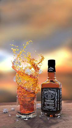 whisky wallpaper by dathys - - Free on ZEDGE™ Love Wallpaper For Mobile, Hd Wallpapers For Mobile, City Wallpaper, Marvel Wallpaper, Whiskey Girl, Cigars And Whiskey, Jack Daniels Wallpaper, Beer Bottle, Whiskey Bottle
