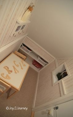 design plans for under stairs playhouse - Google Search
