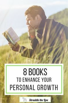 Eight self help books that will inspire change in your life and enhance your personal growth.