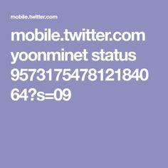 mobile.twitter.com yoonminet status 957317547812184064?s=09