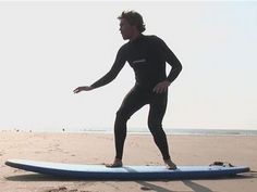 How To Pop Up On Your Surf Board