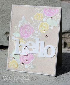 April/May 2015 Release | Premiere of In Bloom: Lola's Bouquet with Joni Andaya   Essentials: Audrey Cutaways   In a Word CutawaysWinnie
