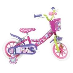 """Minnie Mouse Fiets 12"""""""