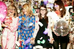 Confetti Cannons with ban.do - Warby Parker Class Trip Los Angeles