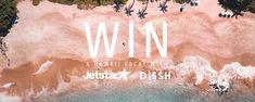 WIN a Hawaii Vacay with DISSH x Jetstar