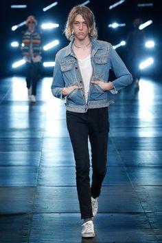 Saint Laurent Spring 2016 Menswear 73