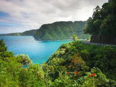 This legendary 64-mile stretch, known as the Hana Highway or Road to Hana, snakes along the northeastern coast of Maui with 600 curvy bends and more than 50 wait-your-turn bridges (we suggest a Jeep for this journey.) Leisurely driving is rewarded with towering coastal cliffs, plunging waterfalls, dense jungle, and panoramic views of the Pacific Ocean.Where to stop: With its bamboo canopy, Waikamoi Nature Trail, makes for a dreamy hike. The mystical Waikani Falls and volcanic black sand…