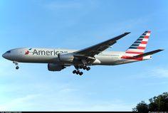 N772AN American Airlines Boeing 777-223(ER)