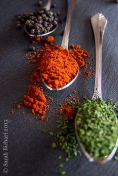 Spices by Sarah Bichari
