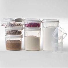 Pantry Storage - Set of 6