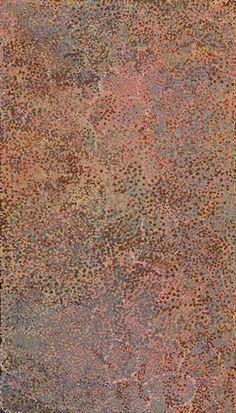 'Arlatyere Wild Yam', Emily Kngwarreye, 1991