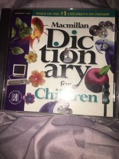 Macmillan Dictionary for Children PC Windows & Mac CD-ROM NEW