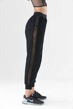 Los pantalones de Tracker