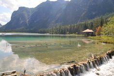 Lago di Dobbiaco. #Dobbiaco.  #LagodiDobbiaco. #DobbiacoLake
