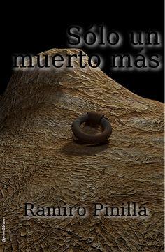 Sólo un muerto más. Ramiro Pinilla. Portada. Cover book. Bottle Opener, Cover Design