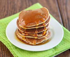 3 Ingredient Banana Pancakes | Kirbie's Cravings | A San Diego food blog