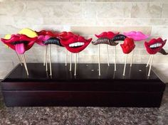 photo booth props holder - Google Search