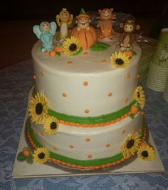 cake fall baby showers theme cakes baby shower cakes beautiful cakes
