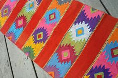 mexican textile on etsy