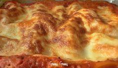 Lasagne alla pizzaiola   Ricetta facile