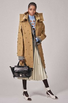 New York Fashion, Fashion News, Fashion Show, Parka, Vogue, Sweaters And Leggings, Fall Shoes, 3.1 Phillip Lim, Ready To Wear
