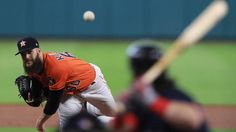 MLB playoffs: Three takeaways from Astros' ALDS Game 2 win over the Red Sox  -  October 6, 2017.  Image -  Dallas Keuchel