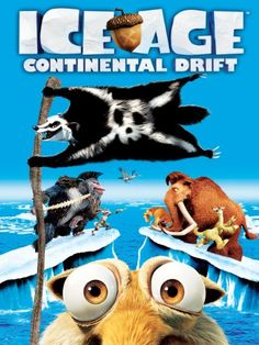 Rent Ice Age: Continental Drift starring Ray Romano and John Leguizamo on DVD and Blu-ray. Get unlimited DVD Movies & TV Shows delivered to your door with no late fees, ever. Queen Latifah, Drift Movie, Ice Age 4, Ice Age Movies, Sketchup Pro, Google Sketchup, Plus Tv, I Love Cinema, Continental